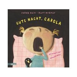 Bücher: Gute Nacht, Carola  von Kurt Krömer, Jakob Hein