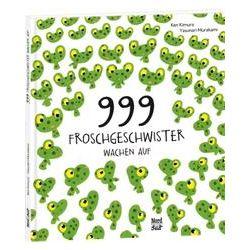 Bücher: 999 Froschgeschwister wachen auf  von Ken Kimura