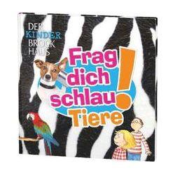 Bücher: Der Kinder Brockhaus Frag dich schlau! Tiere  von Ingrid Peia, Antje Kleinelümern-Depping