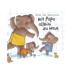 Bücher: Mit Papa allein zu Haus  von Guido van Genechten