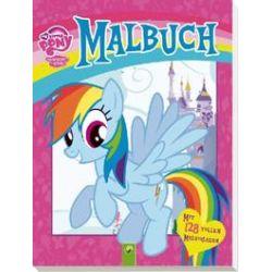 Bücher: My Little Pony Malbuch