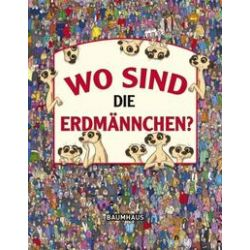 Bücher: Wo sind die Erdmännchen?  von Jen Wainwright
