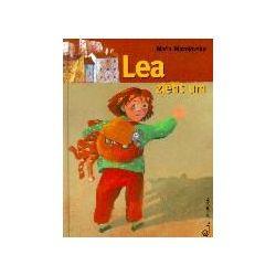 Bücher: Lea zieht um  von Maria Blazejovsky