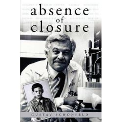 Absence of Closure by Gustav Schonfeld, 9781439204092.