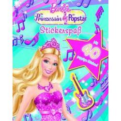 Bücher: Die Prinzessin und der Popstar. Das Stickerbuch