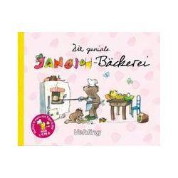 Bücher: Die geniale Janosch-Bäckerei  von Janosch
