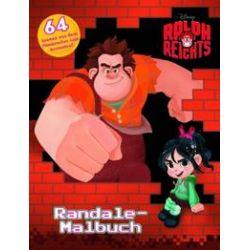 Bücher: Disney - Ralph reicht's Malspaß  von Walt Disney