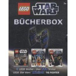 Bücher: LEGO Star Wars  Bücher-Box