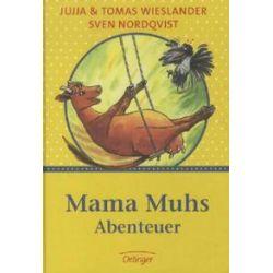 Bücher: Mama Muhs Abenteuer  von Tomas Wieslander