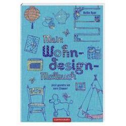 Bücher: Mein Wohndesign-Malbuch  von Nellie Ryan