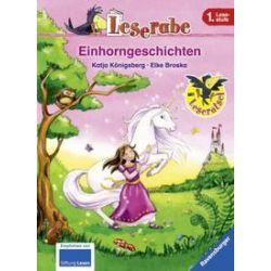 Bücher: Leserabe: Einhorngeschichten  von Katja Königsberg