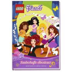 Bücher: LEGO Friends: Zauberhafte Abenteuer  von LEGO® LEGO® Friends