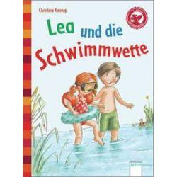 Bücher: Lea und die Schwimmwette  von Christina Koenig