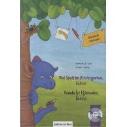 Bücher: Viel Spaß im Kindergarten, Dadilo! Viel Spaß im Kindergarten, Dadilo!  von Katharina E. Volk