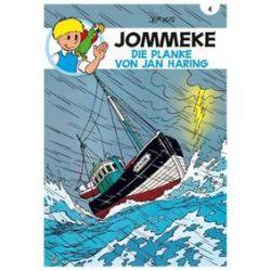 Bücher: JOMMEKE 04. Die Planke von Jan Haring  von Jef Nys