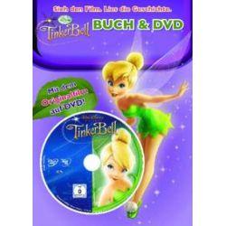 Bücher: Tinkerbell 1 Buch und DVD  von Walt Disney