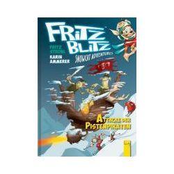 Bücher: Fritz Blitz - Attacke der Pistenpiraten  von Fritz Strobl, Karin Ammerer