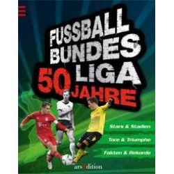 Bücher: Fußball-Bundesliga: 50 Jahre  von Kurt-Jürgen Heering