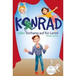 Bücher: Konrad oder Vorhang auf für Lenni  von Helga Lezius