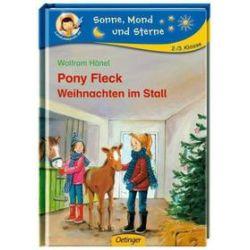 Bücher: Pony Fleck - Weihnachten im Stall  von Wolfram Hänel
