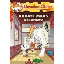 Bücher: Karate Maus Geronimo  von Geronimo Stilton