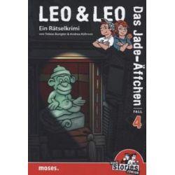 Bücher: Leo & Leo: Das Jade-Äffchen  von Tobias Bungter