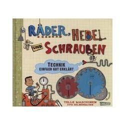 Bücher: Räder, Hebel und Schrauben  von Nick Arnold