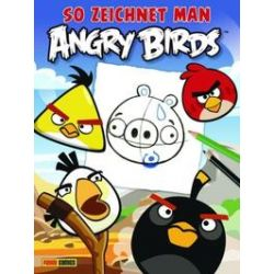 Bücher: Angry Birds 01: So zeichnet man Angry Birds