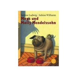 Bücher: Mops und Molly Mendelssohn  von Sabine Ludwig