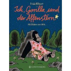 Bücher: Ich, Gorilla und der Affenstern  von Frida Nilsson