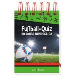 Bücher: Fußball-Quiz: 50 Jahre Bundesliga  von Kurt-Jürgen Heering