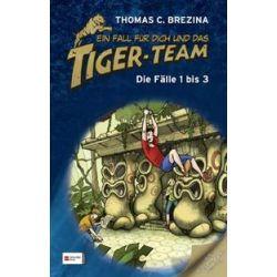 Bücher: Tiger-Team, Sammelband 01  von Thomas C. Brezina