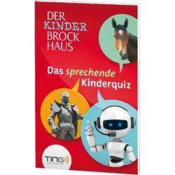 Bücher: TING Der Kinder Brockhaus Das sprechende Kinderquiz  von Jochen Dilling
