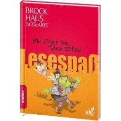 Bücher: Brockhaus Scolaris Lesespaß: Ein Oger bei den Elfen  von Annette Weber