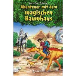 Bücher: Abenteuer mit dem magischen Baumhaus  von Mary Pope Osborne