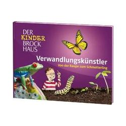 Bücher: Der Kinder Brockhaus Verwandlungskünstler  von Christine Schlitt