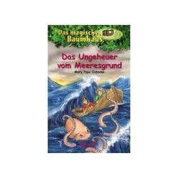 Bücher: Das magische Baumhaus 37. Das Ungeheuer vom Meeresgrund  von Mary Pope Osborne