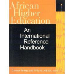 African Higher Education, An International Reference Handbook by Damtew Teferra, 9780253341860.