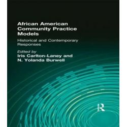 African American Community Practice Models, Historical and Contemporary Responses by Iris Carlton-LaNey, 9781560247913.