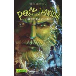 Bücher: Percy Jackson 01: Diebe im Olymp  von Rick Riordan