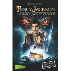Bücher: Percy Jackson 02: Percy Jackson - Im Bann des Zyklopen (Filmausgabe)  von Rick Riordan