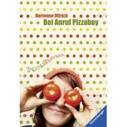 Bücher: Pepper Sisters 2: Bei Anruf Pizzaboy  von Hortense Ullrich