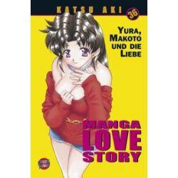 Bücher: Manga Love Story 36  von Katsu Aki