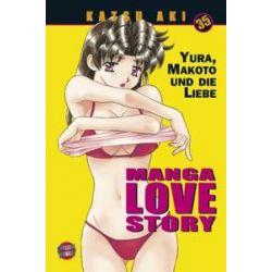 Bücher: Manga Love Story 35  von Katsu Aki