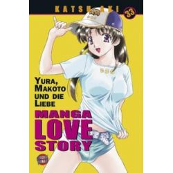 Bücher: Manga Love Story 33  von Katsu Aki