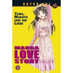 Bücher: Manga Love Story 31  von Katsu Aki