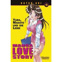 Bücher: Manga Love Story 16  von Katsu Aki