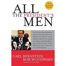 All the President's Men, 20th Anniversary Ed by Carl Bernstein, 9780671894412.