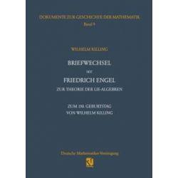 Bücher: Briefwechsel mit Friedrich Engel zur Theorie der Lie-Algebren