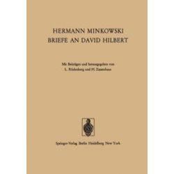 Bücher: Hermann Minkowski Briefe an David Hilbert  von H. Minkowski